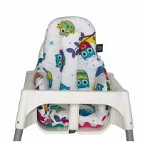 Filli – Baykuşlu Mama Sandalyesi  Minderi