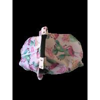 Flamingo Müslin Puset Örtüsü