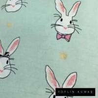 Arka Renk/Desen Seçiniz: Poplin Tavşan Ön Renk/Desen Seçiniz: Poplin Tavşan
