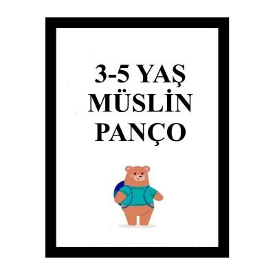 Müslin Panço 3-5 Yaş (8)