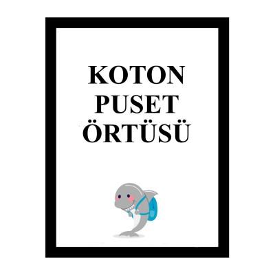 Koton Kumaş Puset Örtüsü (6)