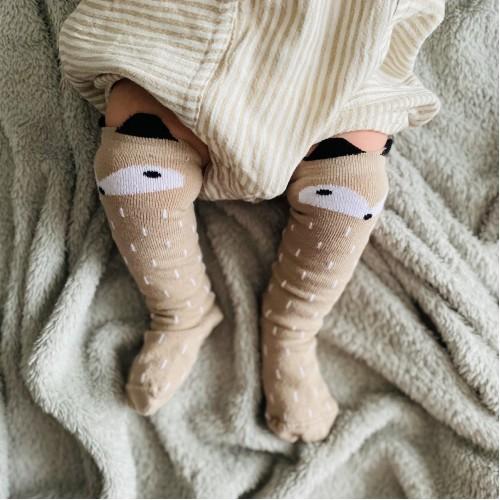 Vizon Tilki Çorap